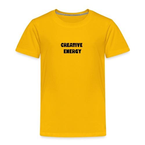 CREATIVE ENERGY - T-shirt Premium Enfant