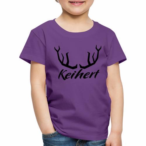 Keihert gaan - Kinderen Premium T-shirt