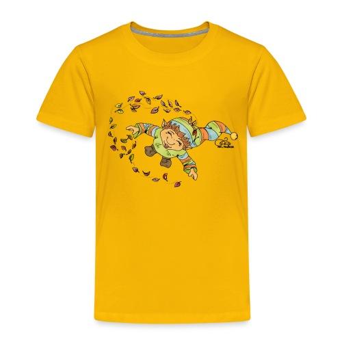 Herbstwicht - Kinder Premium T-Shirt