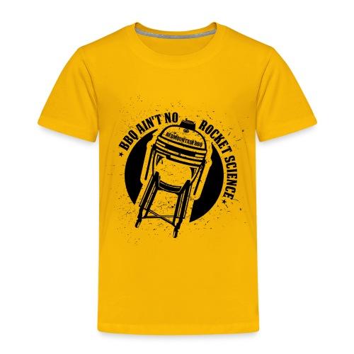 bbq_3950px_black - Kinder Premium T-Shirt