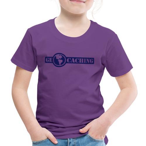 Geocaching - 1color - 2011 - Kinder Premium T-Shirt