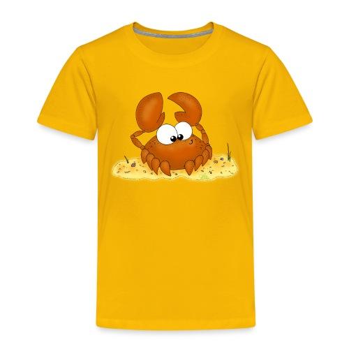 Strandkrabbe - Kinder Premium T-Shirt