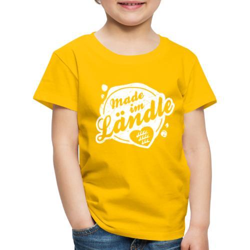 Made im Ländle - Kinder Premium T-Shirt