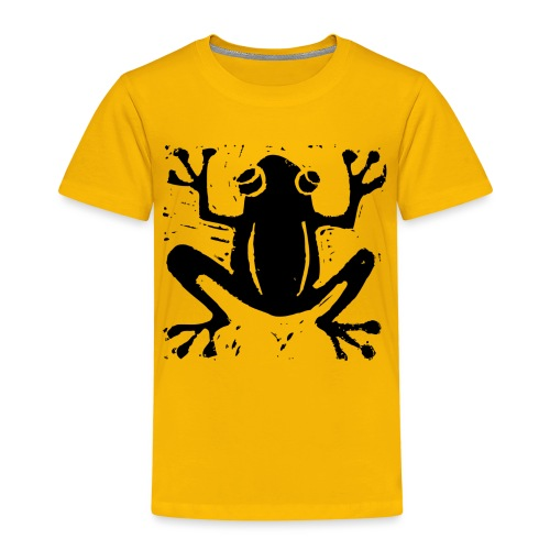 Crafty Wotnots Tree Frog - Kids' Premium T-Shirt