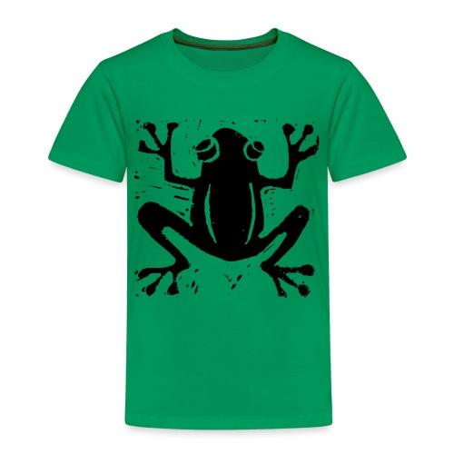Crafty Wotnots Tree Frog - Kids' Premium T-Shirt