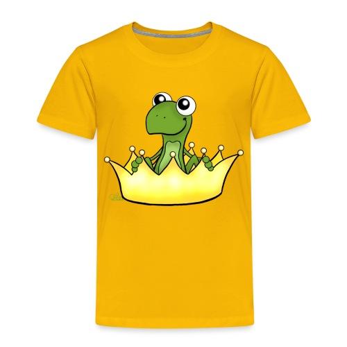 Froschikönig - Kinder Premium T-Shirt