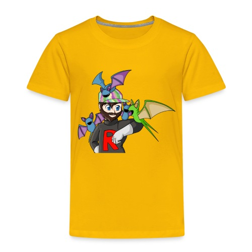 AJ and Zubat - Kids' Premium T-Shirt