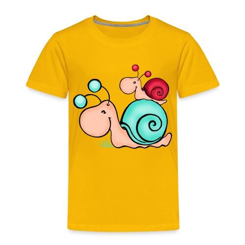 Mami Schneck - Kinder Premium T-Shirt