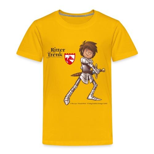 Ritter Trenk Bio-T-Shirt für Kinder - Kinder Premium T-Shirt