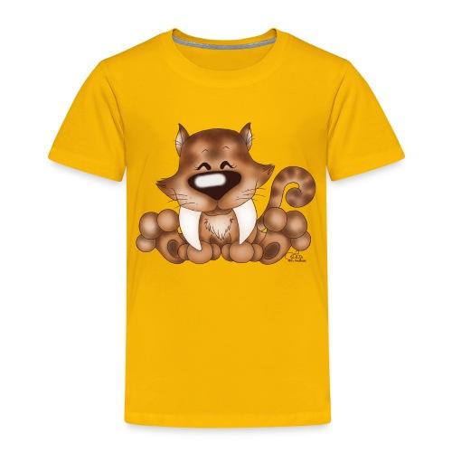 Tiggi Tooth - Kinder Premium T-Shirt