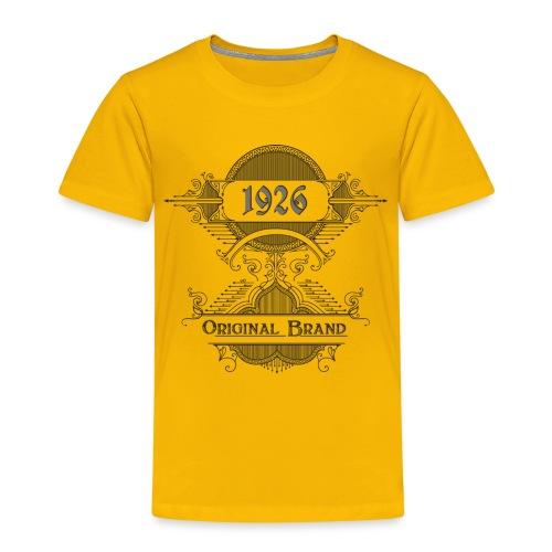 Vintage Original Brand - Kinder Premium T-Shirt