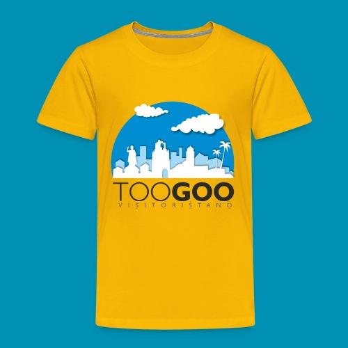 VisitOristano png - Maglietta Premium per bambini