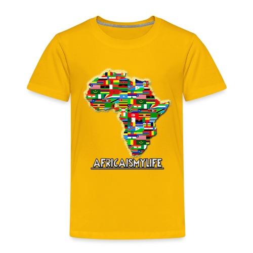 Africaismylife Logo - Kids' Premium T-Shirt