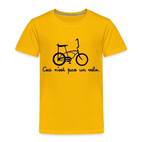 cecivelo - T-shirt Premium Enfant