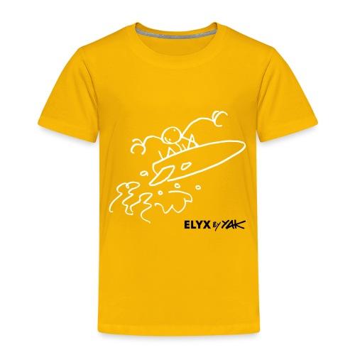 ELYX SURF png - Kids' Premium T-Shirt