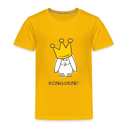 hipps koenigskind - Kinder Premium T-Shirt