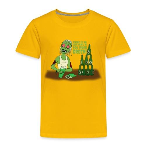 Not too much - Kids' Premium T-Shirt
