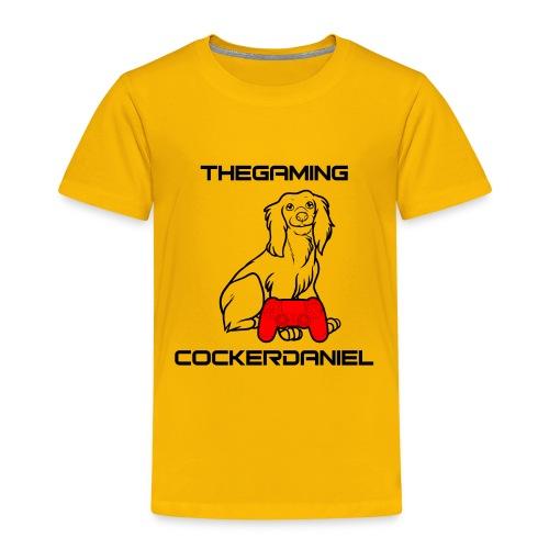 The Gaming Cockerdaniel - Kids' Premium T-Shirt