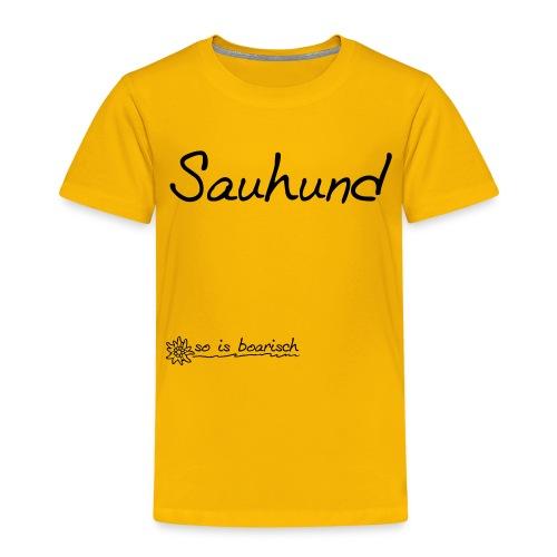 sauhund - Kinder Premium T-Shirt
