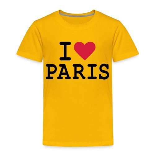 I Love Paris 1 - T-shirt Premium Enfant