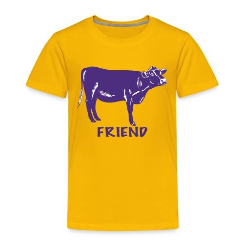 kids merch cow Rosie - Kids' Premium T-Shirt
