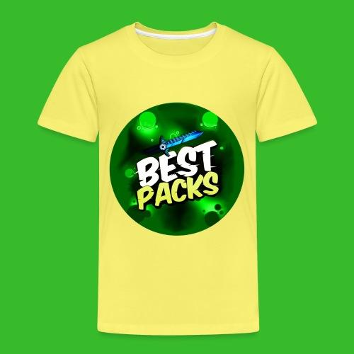 Pack Nation Logo 1 - Kids' Premium T-Shirt