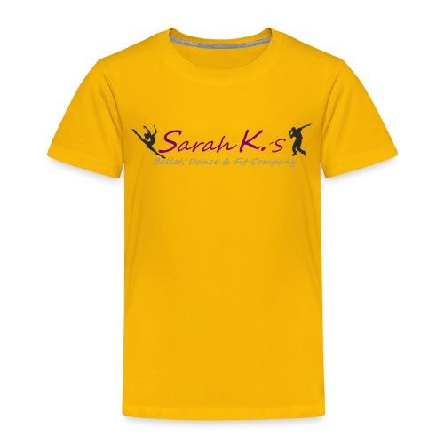 Logo Sarah K´s.png - Kinder Premium T-Shirt