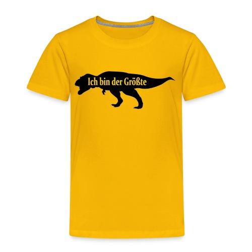 Dinosshirt Trex - Kinder Premium T-Shirt