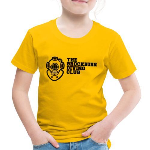 Brockburn Diving Club - Kids' Premium T-Shirt