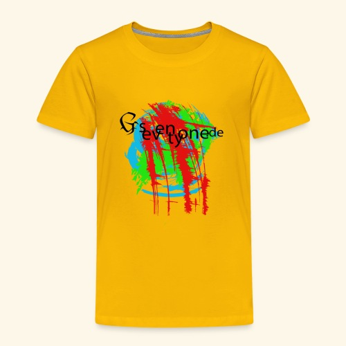 G seventy one Blood - Kinder Premium T-Shirt