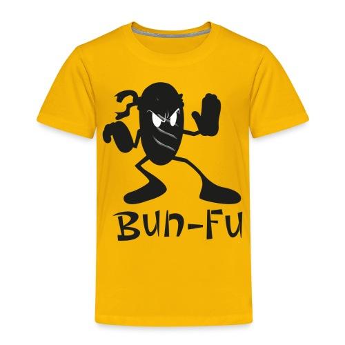 Bun fu Shadow - panino kung fu - Maglietta Premium per bambini