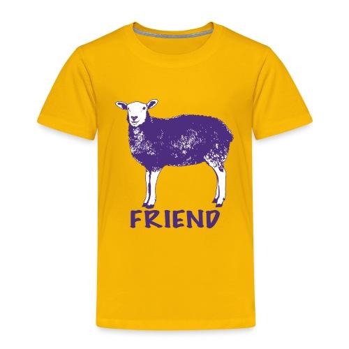 kids merch sheep Marion - Kids' Premium T-Shirt