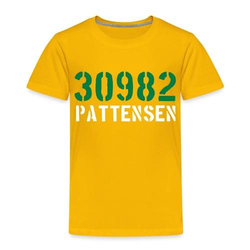 30982 Pattensen - Kinder Premium T-Shirt
