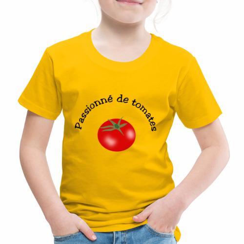 Tomate rouge - Kids' Premium T-Shirt