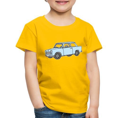 Hellblauer Trabi, Trabant - Kinder Premium T-Shirt