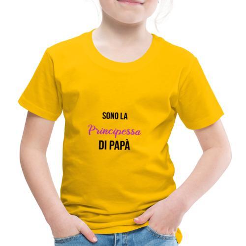 principessa - Maglietta Premium per bambini