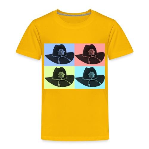 cuatro rick - Camiseta premium niño