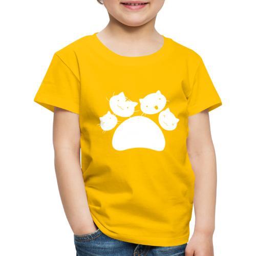 4Chatons Logo - T-shirt Premium Enfant
