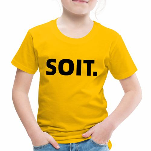 SOIT - Kinderen Premium T-shirt