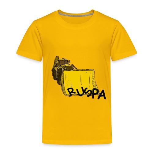 ruspa - Maglietta Premium per bambini
