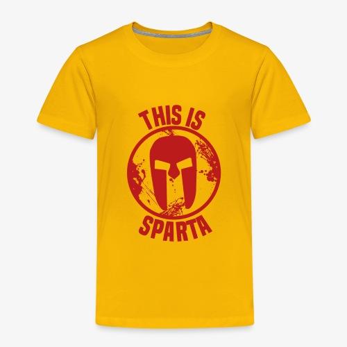 this is sparta - Kids' Premium T-Shirt