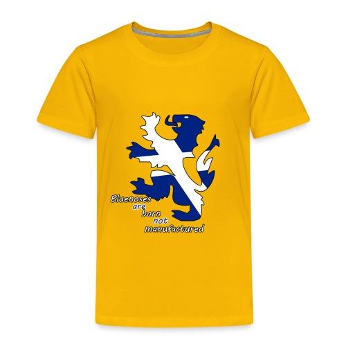Bluenoses are Born - Kids' Premium T-Shirt