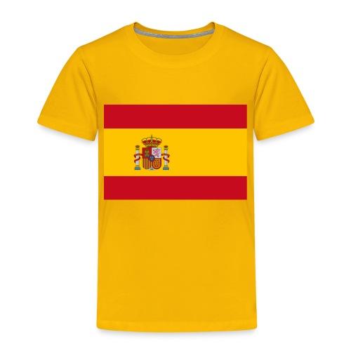 Spanien - Kinder Premium T-Shirt