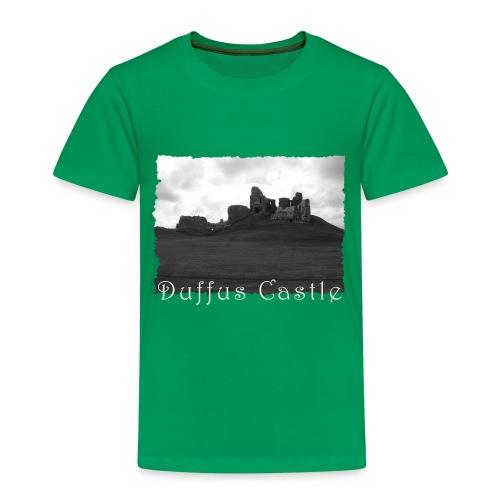 Duffus Castle #1 - Kinder Premium T-Shirt