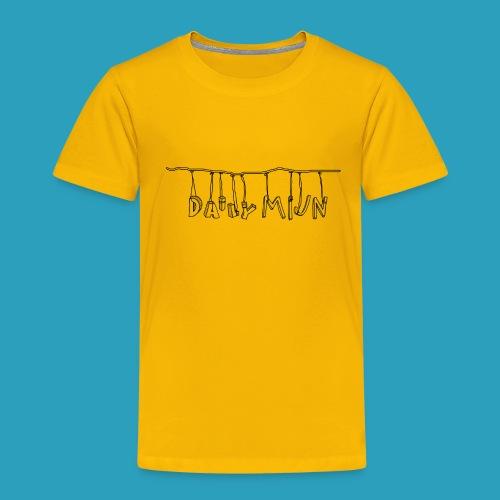 opnieuw png - Kinderen Premium T-shirt