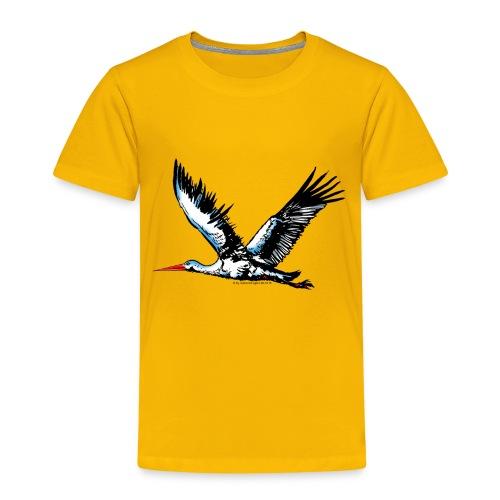 flyingstorchcolo1Tshirt4 - Kinder Premium T-Shirt