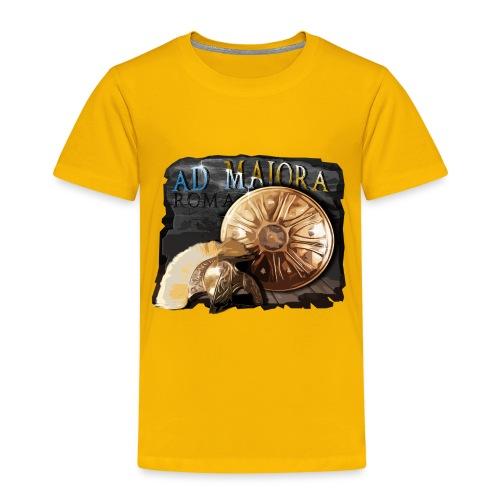 Roma - Ad Majora - Maglietta Premium per bambini
