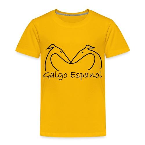 Galgopaar - Kinder Premium T-Shirt
