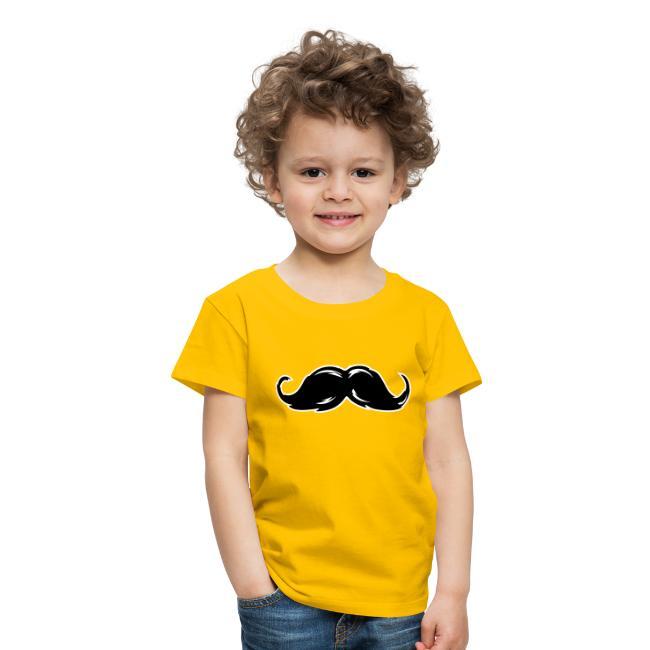 moustache t-shirt - Belgium - Belgie - Belgique