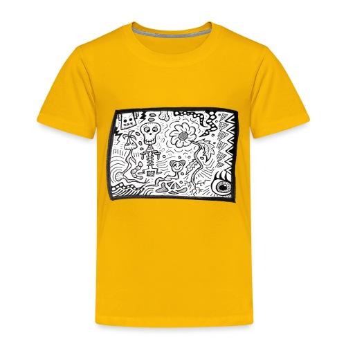 CrazyBunch - T-shirt Premium Enfant